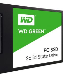 "WDS120G1G0A-Western Digital 120GB 2.5""  Green SSD 7MM 540/430 R/W"