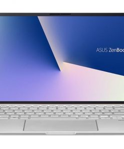"UM433DA-A5005R-Asus ZenBook UM433DA 14""HD AMD Ryzen R5-3500U 8GB 512GB SSD W10P64 Vega 8 HDMI  WIFI BT NO FP NumberPad 1YR WTY Icicle Silver Notebook"