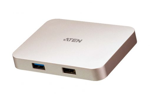 UH3235-AT-Aten USB-C Multiport Dock with Nintendo Switch
