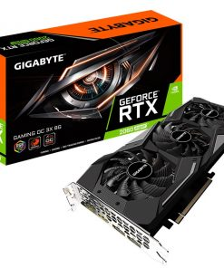 GV-N206SGAMING-OC-8GD-Gigabyte nVidia GeForce RTX 2060 Super Gaming OC 3X 8G v1 1GDDR6 PCIe Graphic Card 7680x4320@60Hz 3xDisplays HDMI DP 1710MHz RGB ~GV-N206SGAMING-OC
