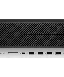 7ZD39PA-HP ProDesk 600 G5 SFF I5-9500 8GB 1TB W10P64 DVDRW 2DP Intel630 3YR WTY Desktop PC (7ZD39PA)
