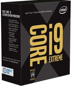BX8069510980XE-New Intel Core i9-10980XE CPU 3.00GHz (4.6GHz Turbo) LGA2066 X Series 10th Gen 25MB 18-Cores 36-Threads 165W Boxed no Fan Cascade Lake