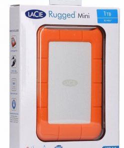 LAC301558-Seagate LaCie 1TB Rugged Mini Portable USB 3.0