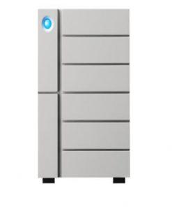 STFK12000400-Seagate LaCie 12TB 6big Raid STFK12000400 - Hard drive array - 6 bays(SATA) - 6 x 12 TB HDD - USB 3.1 Gen 2 Thunderbolt 3 (external)