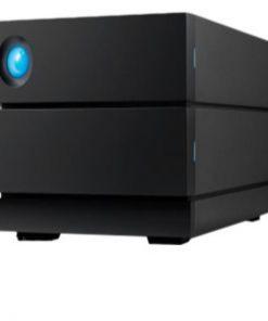 STHJ4000800-Seagate LaCie 4TB 2BIG Raid STGB28000400  - Hard drive array - 2 bays- 2 x 2 TB HDD Enterprise - USB 3.1 Gen 2 Data Recovery Service (external)