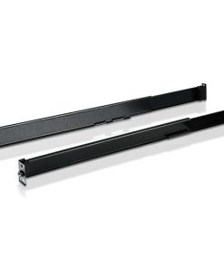 2X-025G-Aten Long bracket Easy-Installation rack mount kit for 68-105cm racks