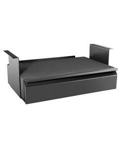 DA02-2-Brateck Space-Saving Under-Desk Drawer with Shelf