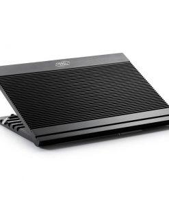 """N9 BLACK-Deepcool N9 Notebook Cooler (Up To 17"""")"""
