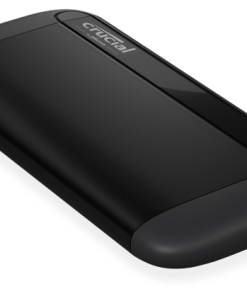 CT1000X8SSD9-Crucial X8 1TB External Portable SSD ~1050MB/s USB3.2 Gen2 USB-C Slim Durable Rugged Shock Vibration Proof for PC MAC PS4 Xbox One Android iPad Pro