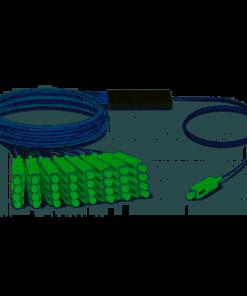 UF-SPLITTER-32-Ubiquiti UFiber Gigabit Passive Optical Network Splitter 1:32